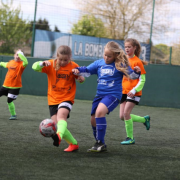 Summer School Games girls' football